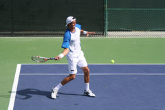теннис игрока профессиональный Стоковое Изображение RF