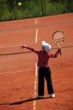теннис игрока Стоковая Фотография RF