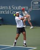 теннис игрока fernando gonzalez Стоковое Изображение RF