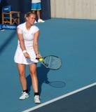 теннис игрока lena groenefeld anna ger Стоковое Фото