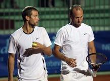 теннис игроков cerretani atp более rettenmaier Стоковое Изображение RF