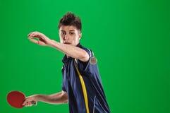 Теннис-игрок Стоковое Фото