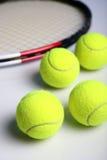 теннис оборудования Стоковые Изображения