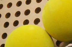 теннис платформы затвора шариков Стоковая Фотография