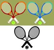 теннис ракетки Стоковое фото RF