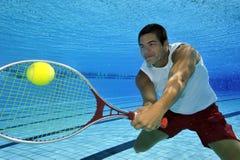 теннис спорта Стоковое Изображение