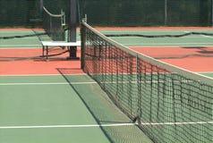 теннис суда Стоковые Изображения