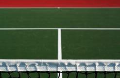 теннис суда Стоковая Фотография