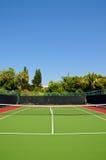 теннис суда Стоковое фото RF