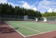 теннис суда Стоковые Фотографии RF