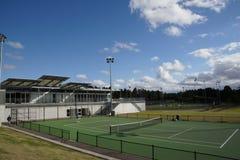 теннис суда Стоковое Изображение RF
