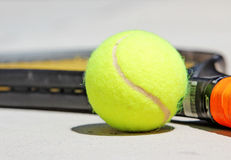 теннис шарика Стоковые Изображения