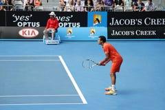 теннис 2012 австралийцев открытый профессиональный Стоковое Изображение