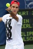 теннис roger игрока federer Стоковое Изображение RF