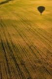 тень воздушного шара Стоковое Фото