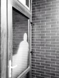 тень Испания zaragoza Стоковое фото RF