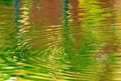 Тень на воде Стоковая Фотография RF