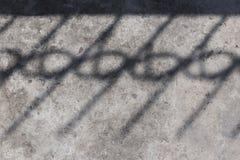 Тень на земле Конспект и нерезкость Стоковое Фото