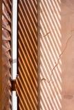 тень окна Стоковая Фотография RF