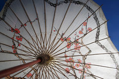 тень парасоля Стоковое Изображение
