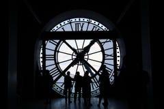 тень часов Стоковые Изображения RF