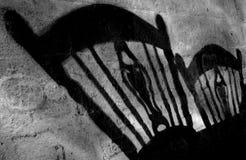 тень Стоковые Фотографии RF