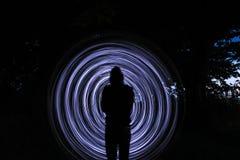 Тень rodden Стоковая Фотография RF