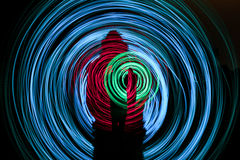 Тень rodden Стоковые Фото