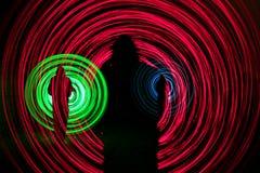 Тень rodden Стоковое Фото