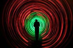 Тень rodden Стоковое Изображение