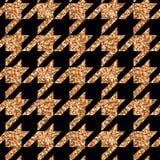 Тенденция пестрый-de-poole моды сезона иллюстрации вектора Стоковые Фото