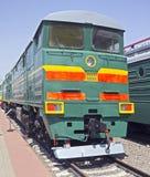 тепловозный паровоз 5 старый Стоковое Фото