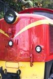 тепловозный сбор винограда поезда Стоковые Фотографии RF