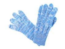 Теплые перчатки на предпосылке Стоковые Изображения