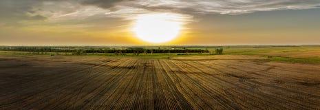 Тепловая волна лета Стоковая Фотография