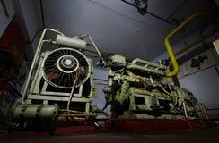 Тепловозный генератор Стоковые Изображения
