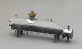 Теплообменный аппарат Стоковые Изображения