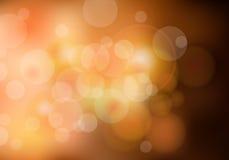 Теплые света Стоковые Изображения RF