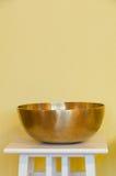 Терапевтический тибетский шар петь Стоковая Фотография RF