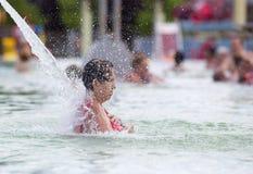 Терапия воды Стоковая Фотография RF