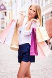 Терапия покупок стоковые изображения rf