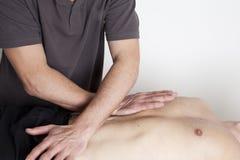 Терапия Myofascial Стоковые Изображения