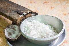 Терка кокоса Стоковые Изображения