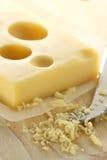 терка сыра Стоковая Фотография RF