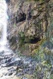 Термальный водопад Стоковые Изображения RF