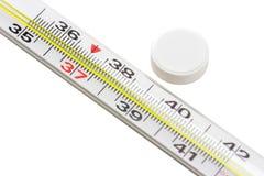 термометр температуры ртути проверки воздуха к стоковое изображение rf