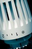 термостат радиатора Стоковые Фото