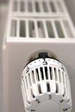 термостат радиатора Стоковое Фото