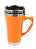 Термо--чашка перемещения металла стоковое фото