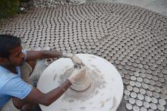 Терпеть неудачу Diyas для того чтобы осветить вверх ` гончаров живет стоковые фотографии rf